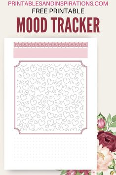 Free Monthly Printable Planner Template March 2020 - red roses bullet journal printable template with dot grid, free printable planner, bullet journal printable, printable planner stickers Monthly Planner Template, Printable Planner Stickers, Free Printables, Schedule Templates, Bullet Journal Contents, Bullet Journal Layout, Bullet Journals, Pink Planner, Planner Pages