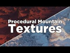 In this tutorial, Ewan Davidson shares with us his workflow to create procedural mountain textures inside Octane for Cinema Cinema 4d Tutorial, 3d Tutorial, Mountain Texture, Landscape Materials, How To Start Conversations, Cinema Movies, Drama Film, Field Guide, Independent Films