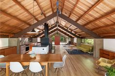 Photo 2 of 6 in A Portland Midcentury Home Shines After an Epic, Decade-Long Renovation - Dwell