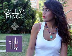 #NuevaTemporada #NewSeason Con Blanco todo luce !!! // Everything looks good on white !!! #CollarEtnico #CollaresChikiluky #LookChikiluky #Fashion #Trendy #TuesdayNight #ootd #WhiteOutfit #Cute #Accesorios #DesignersVenezuela #HechoEnTricolor