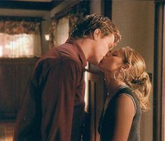 Riley and Buffy