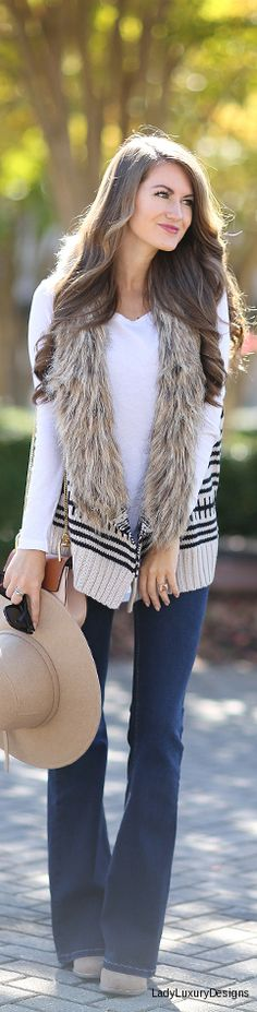 Chic In The City- LadyLuxuryDesigns