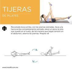 Trabaja las piernas y los glúteos con este movimiento.