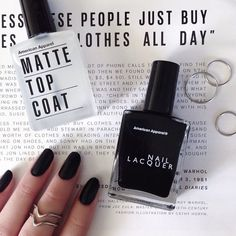 Do matte top coats actually work? I want to try one, but I have heard some bad things about them :/