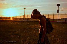 Jake Cassar by Pat Supsiri for Male Model Scene