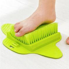 Lábtisztító és masszázskefe | xajandek.hu Foot Brush, Spa Shower, Shower Floor, Car Washer, Foot Massage, Spa Massage, Bathroom Cleaning, Feet Care, Acupuncture