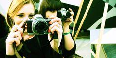 Photography Playground Atelier von Olympus. Wir waren für euch da: http://www.belle-melange.com/playground/