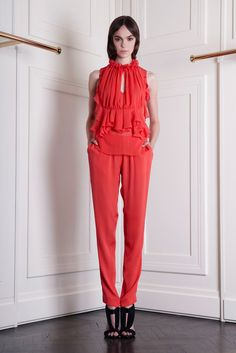 Francesco Scognamiglio Resort 2013 Collection