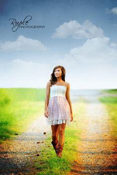 Ruple Photography: Ashley - Senior 2012