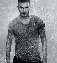 David Beckham // Biotherm Homme