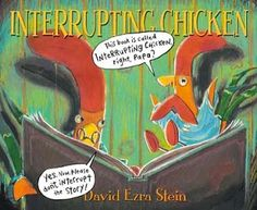 Great book to help curb students from interrupting during a lesson