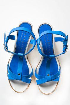 palomitas blue sandal – Lost