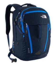 Men's Surge Backpack - TSA Friendly Laptop Bag | Free Shipping | The North Face