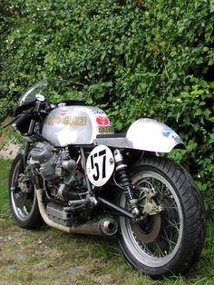 Carrozzeria Fantuzzi Guzzi 992cc race bike