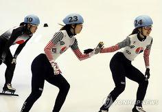 (Winter Asiad) S. Korea picks up three more short track gold medals