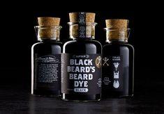 Black Beard's Black Beard Dye