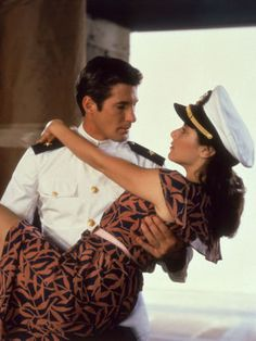 The 50 most romantic movies of all time to watch this weekend: An Officer and A Gentleman