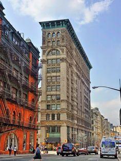 New York - History - Geschichte: März 2014