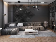 Roohome.com – Do you want to apply a dark living room design ideas in your house? That is the great idea because it can bring the uniqueness in it. But it also do not make your design become …