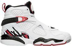 official photos 4b041 948be Nike Boys  Grade School Air Jordan Retro 8 Basketball Shoes