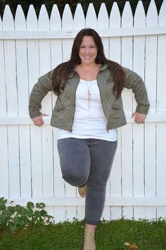 Plus size fashion for women Plus Size Fashion Blogger Full Figured  Fashionable Plus Size OOTD http://fullfiguredandfashionable.blogspot.com/ #splus #size #fashion #women