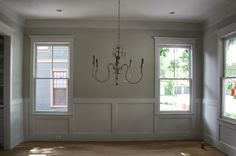 Agreeable Gray/Sherwin Williams. Sarah Klein has it all over her 1st floor at different percentages/finishes. So pretty.