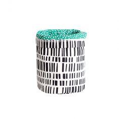 Soft Bucket Ani - Small Charcoal