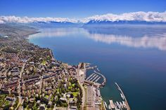 Lo mejor de la región del Lago Lemán, en Suiza