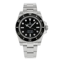 Rolex Submariner Gents Luxury Watch 114060