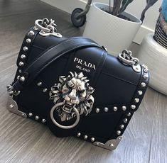 28bbbd87615917 Prada/ Milano Bag Prada, Prada Bag Black, Prada Cahier Bag, Purses And