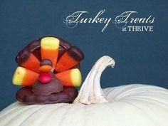 Thrive: Turkey Cookies