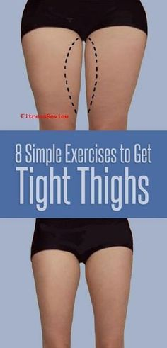 8 Simple Exercises to Get Tight Thighs Post navigation - BeautyTips(magicbeautytips.com)
