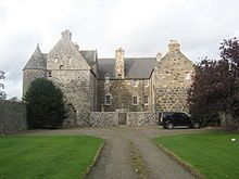 Barra Castle - Oldmeldrum.