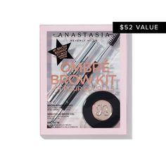 Eyebrow Makeup & Brow Makeup | Anastasia Beverly Hills Eyebrow Kits, Eyebrow Makeup, Makeup Kit, Skin Makeup, Eyebrow Stamp, Eyeliner, Matte Lipstick Set, Liquid Lipstick Set, Makeup Gift Sets