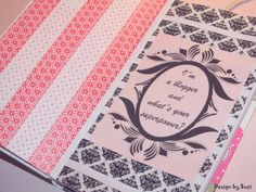 decorating of diary