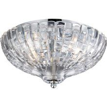 Small bath light fixture