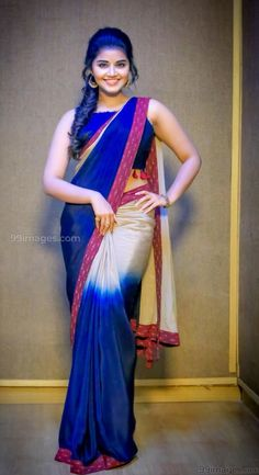 Anupama Parameswaran Beautiful HD Photoshoot Stills & Mobile Wallpapers HD, WhatsApp DP Beautiful Girl Indian, Beautiful Girl Image, Most Beautiful Indian Actress, Beautiful Saree, Beautiful Women, Indian Photoshoot, Saree Photoshoot, Saree Poses, Photos Hd