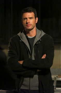 I haven't crushed so hard on a celebrity since the seventh grade. Jake Ballard from Scandal *drools*