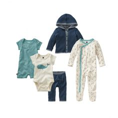 Whalewatcher Set | So many outfit options for your brand new adventurer. Click on product names for details.