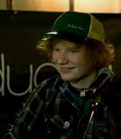 More of Fetus Ed in a trucker hat...because, why not?