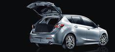 2013 #Mazda3 5-Door #Mazda hatchback