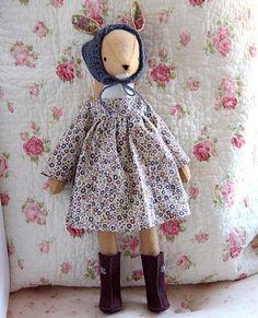 Miss Dandelion Doe Softie Kit - Posie Gets Cozy