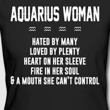 I have met pleanty of Aquarius Ladies. So true.Not so much the whole heart on sleeve deal but everything else is on point Astrology Aquarius, Aquarius Traits, Aquarius Love, Aquarius Quotes, Aquarius Woman, Age Of Aquarius, Zodiac Signs Aquarius, Zodiac Star Signs, My Zodiac Sign