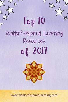 Are you searching for Waldorf homeschooling resources? Read these most popular posts at Waldorf-Inspired Learning for ideas. To weave more songs & verses into your day, plan a family game night, learn Waldorf art, and bring more of the lively arts into your lessons. #waldorfhomeschooling #resourcesforwaldorfhomeschooling #waldorfinspiredlearning