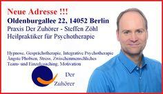 Neue Praxis & bald kommt mein erstes Buch http://derzuhoerer-berlin.de/ankuendigung-buch-praxis