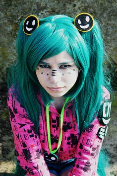 Hatsune Miku(VOCALOID) | Alice Golfari - WorldCosplay