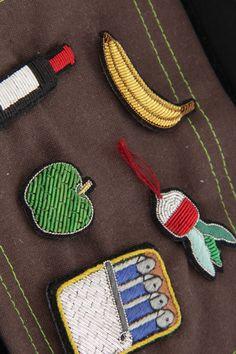 MACON & LESQUOY - pins