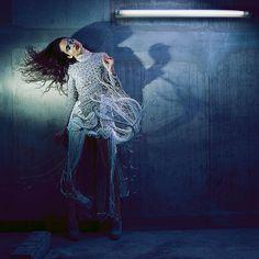 Amber, Amber, fashion photography by Yanzhou Bao