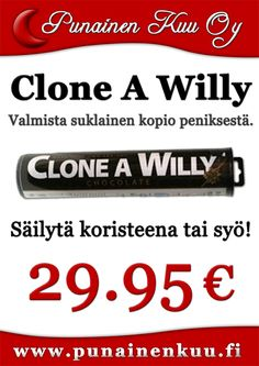 Clone A Willy 29,95 €