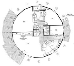 Planos Gratis Casa Ecologica Circular11jpg